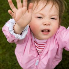 Don't Leave A Testing Toddler Hanging - Janet Lansbury